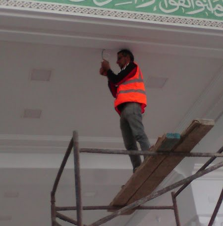 Caméras pour mosquée