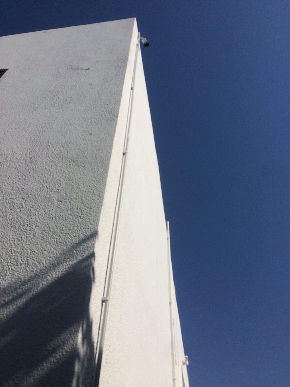 Caméra extérieure pour villa